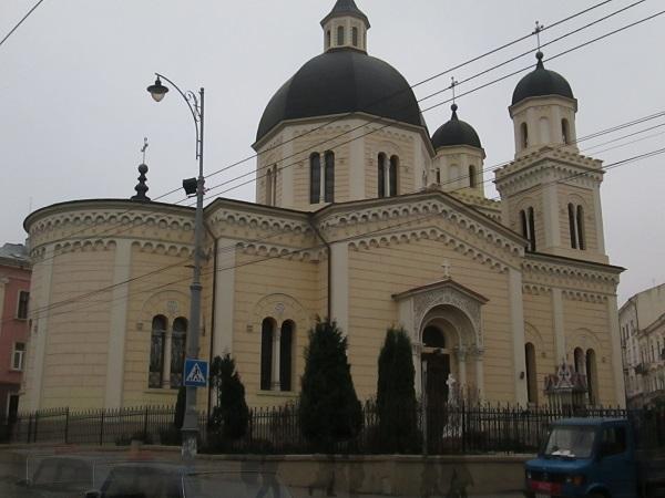 Кафедральний собор Св Параскеви