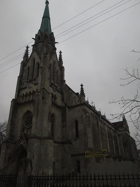 Костел Святого Серця Ісуса