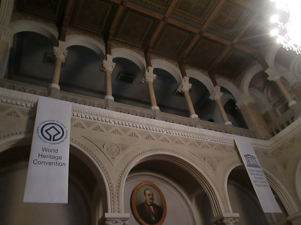 Мармурова зала Чернівецького університету