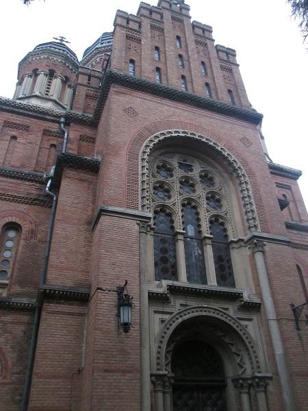 церква Трьох Святителів м. Чернівці