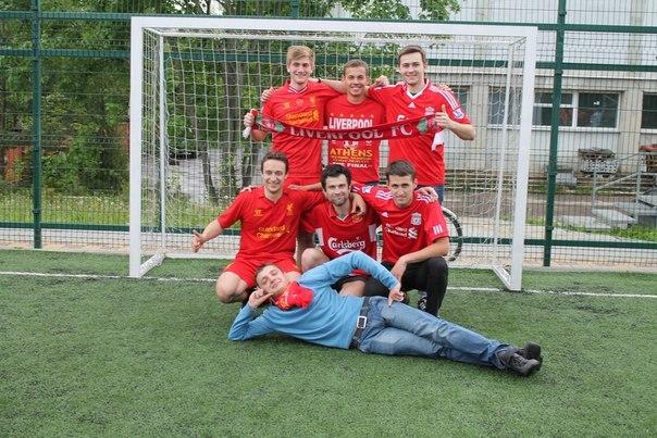Наша ліверпульська команда