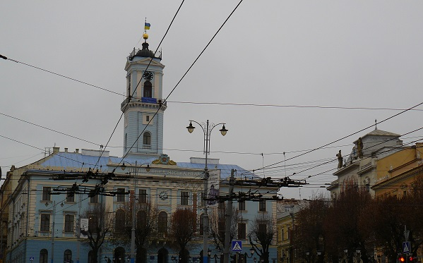 Чернівецька ратуша