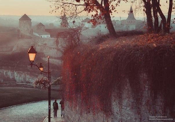 Камянець-Подільський восени