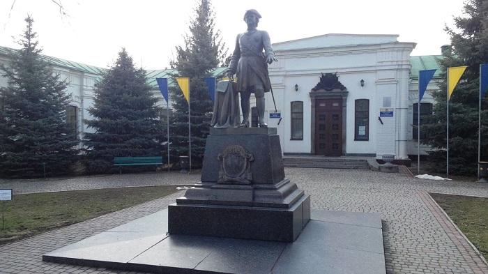 Музей Полтавської битви (3)