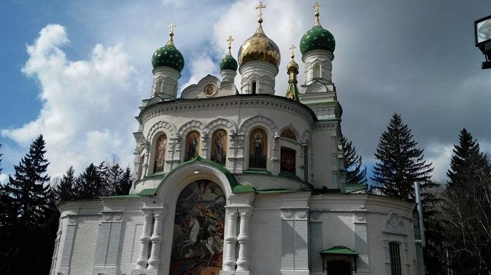 Музей Полтавської битви2