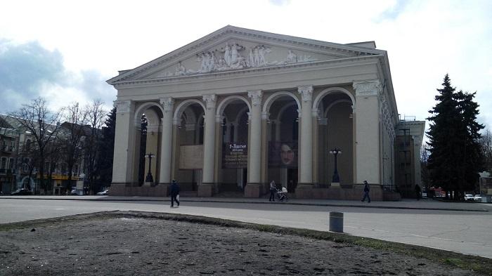Полтавський оперний театр