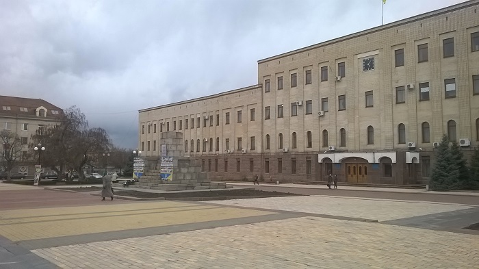 Площа Героїв Майдану (Кіровоград)
