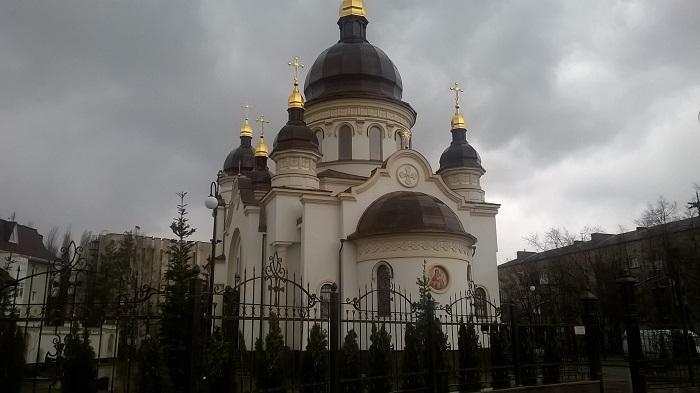 Благовіщенський храм Кіровоград