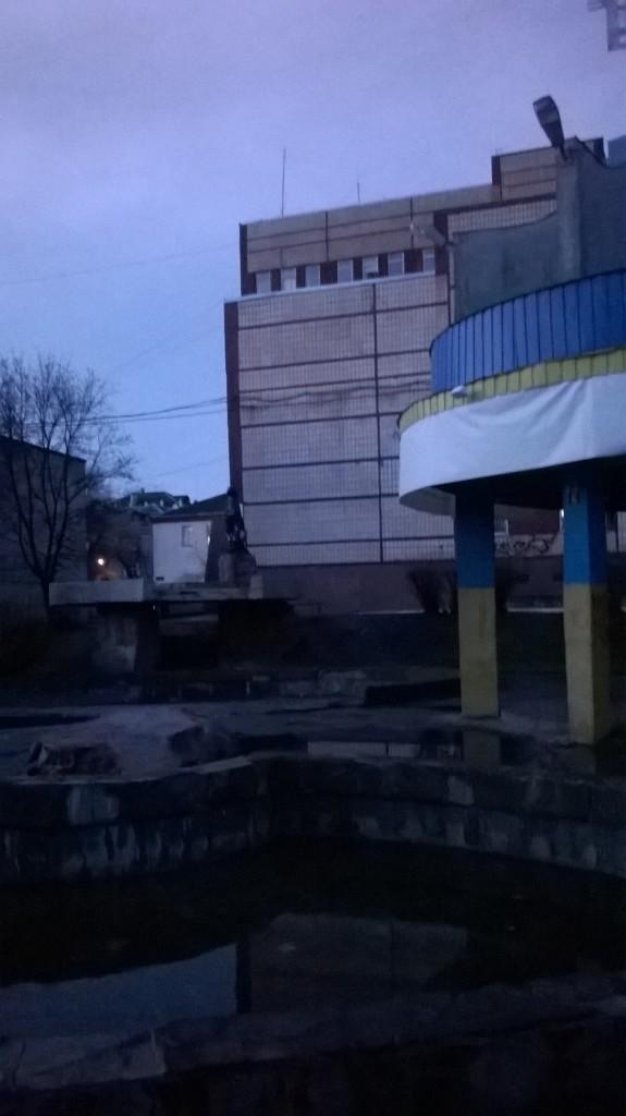Памятник пантері