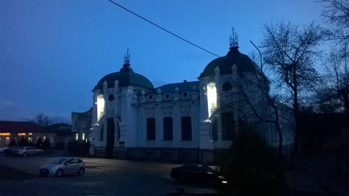 Кіровоградський краєзнавчий музей