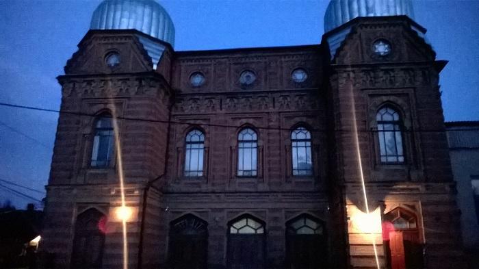 Єврейська синагога (Кіровоград)
