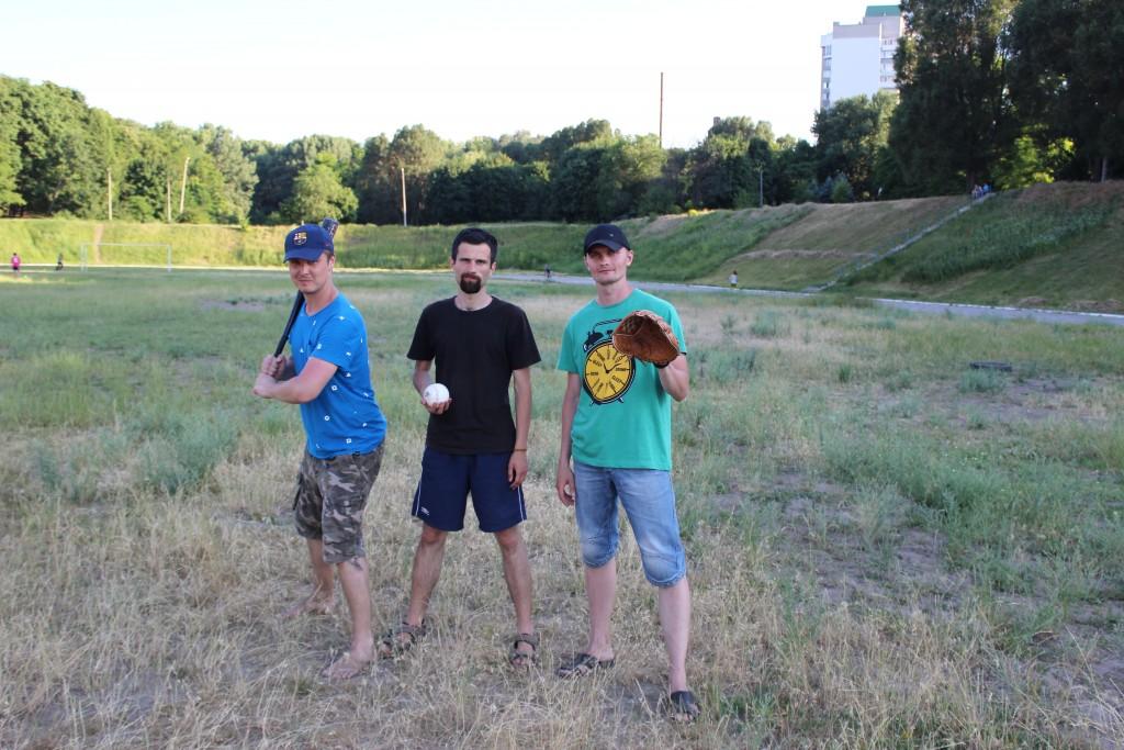 Бейсбол в Дніпропетровську
