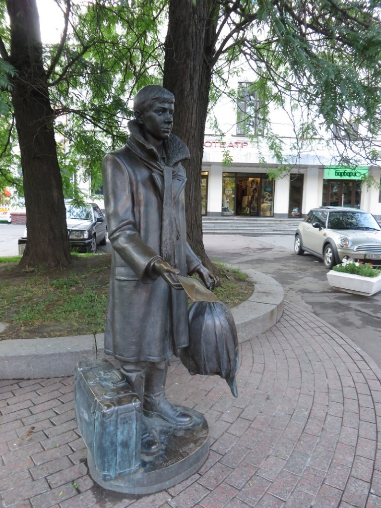 Ларіосік з Житомира