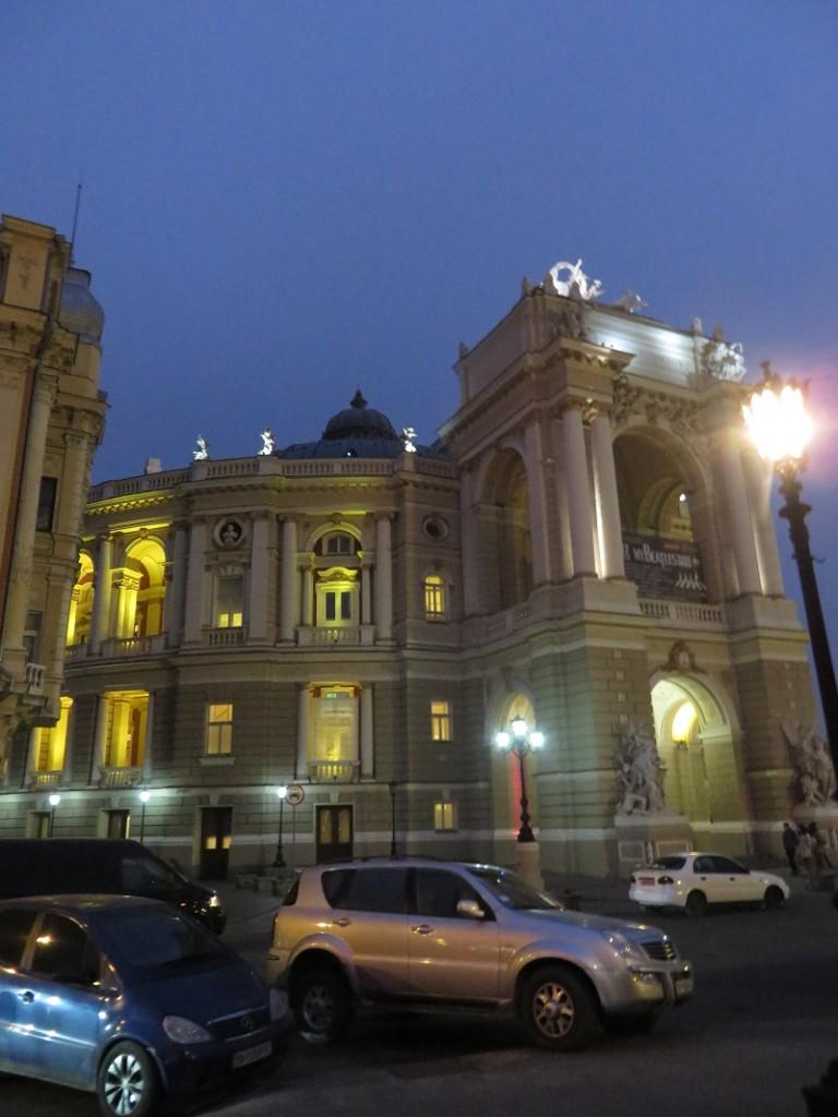 Одеський оперний театр (2)