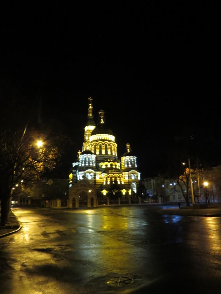Благовіщенський кафедральний собор Харків (2)