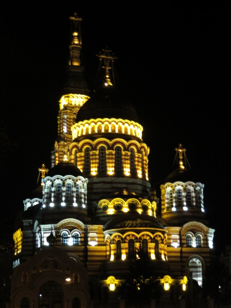 Благовіщенський кафедральний собор Харків (3)