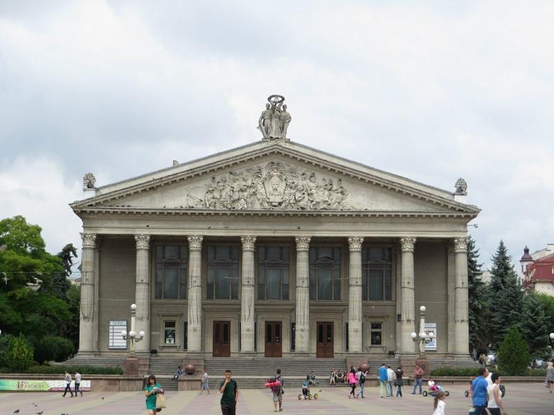 Тернопільський драмтеатр