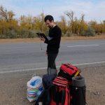 Автостоп до Казахстану. Труднощі мандрівки