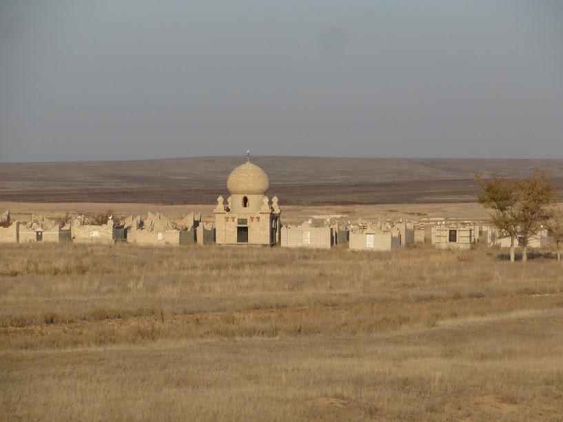 Казахський цвинтар