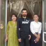 Я в ролі бабайка і трошки про неймовірну таджицьку гостинність