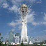 Автостопом до Китаю: перший день в Казахстані